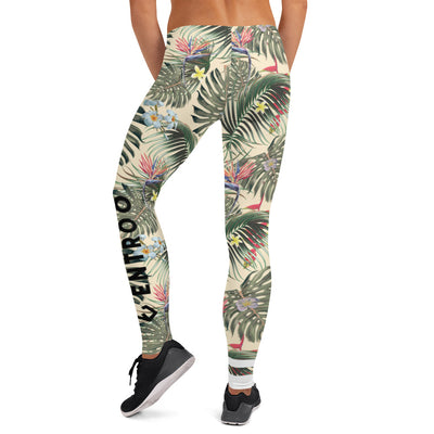Corydalis Leggings - ENTROO