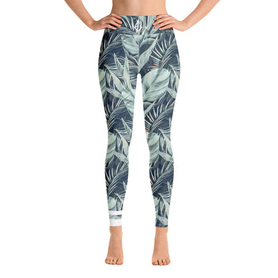 Shadblow Yoga Leggings - ENTROO