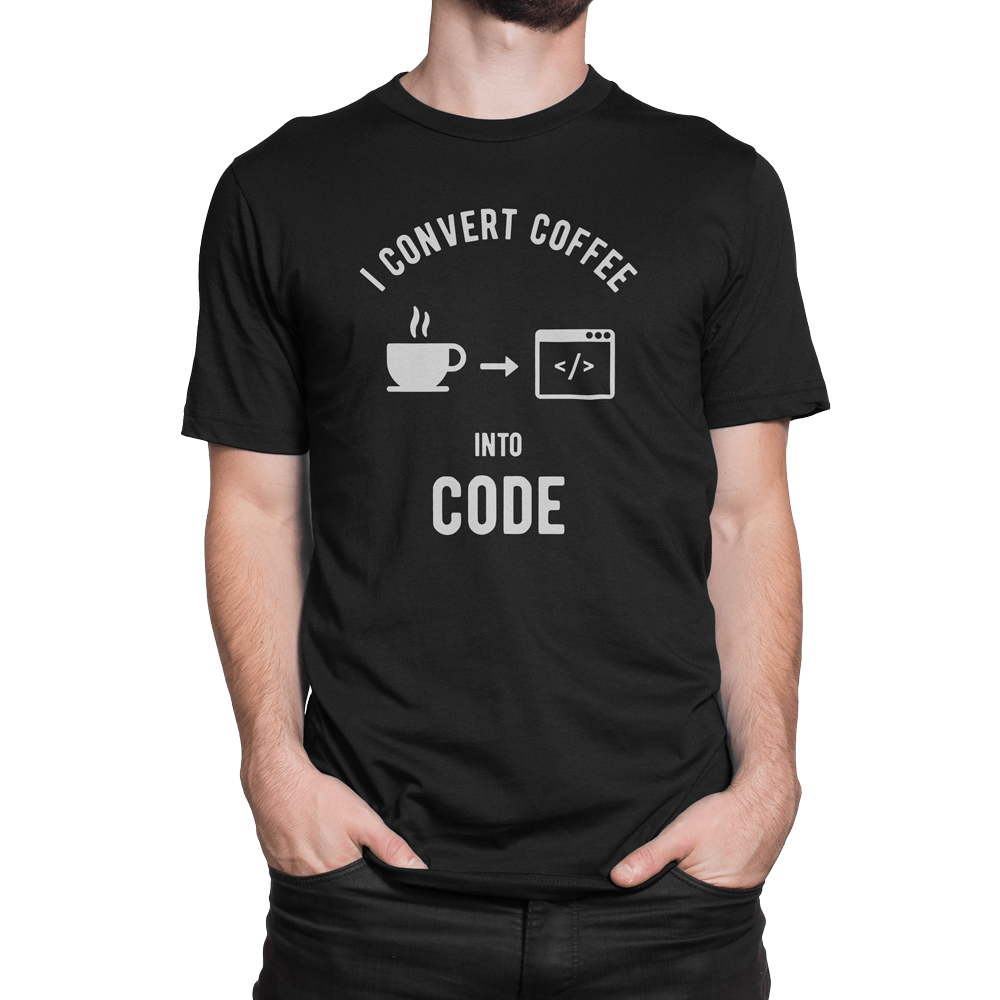 Coffee To Code T-shirt