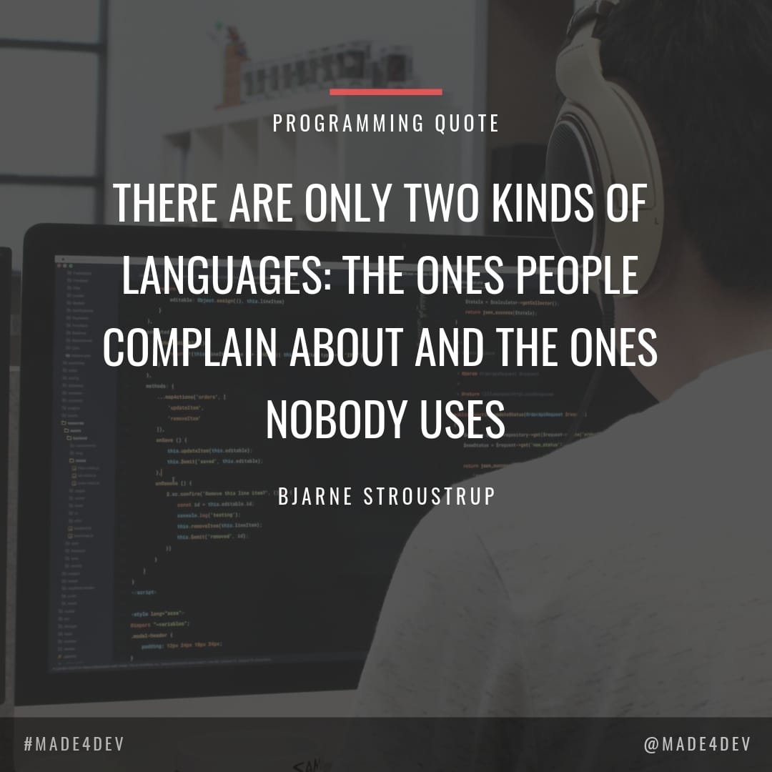 programming quotes for developers - made4dev.com