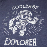 Codebase Explorer T-Shirt for Developers