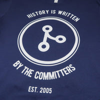 History Is Written By The Committers T-Shirt for Developers