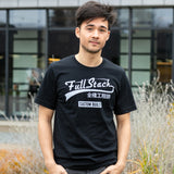 FullStack Developer T-Shirt - Programmer Tees From Made4Dev.com