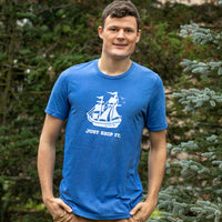 Just Ship It T-Shirt for Developers - Programmer Tees From Made4Dev.com