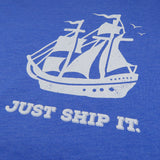 Just Ship It T-Shirt for Developers
