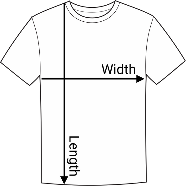 made4dev tee measurement