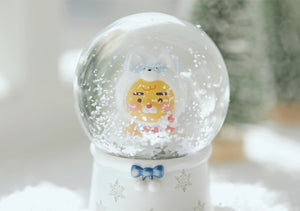 [KAKAO FRIENDS] Mini Snow Globe
