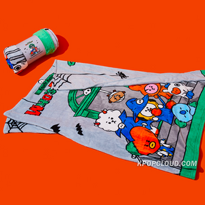 BT21 OFFICIAL '19 HALLOWEEN BLANKET