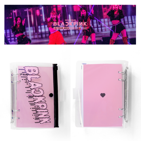 [BLACKPINK] OFFICIAL SELFCARE PLANNER