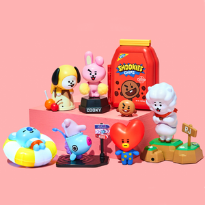 BT21 Official Mini Interactive Figure Toy