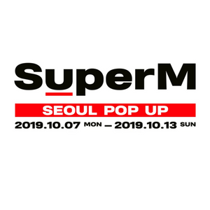 SUPER M - Official MD Pop-up Store in Seoul