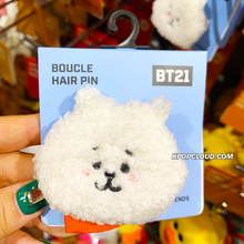 Load image into Gallery viewer, BT21 Official Boucle Hair Pin