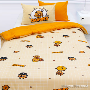 BT21 Official Cotton Comforter Comic Pop (Express Shipping)