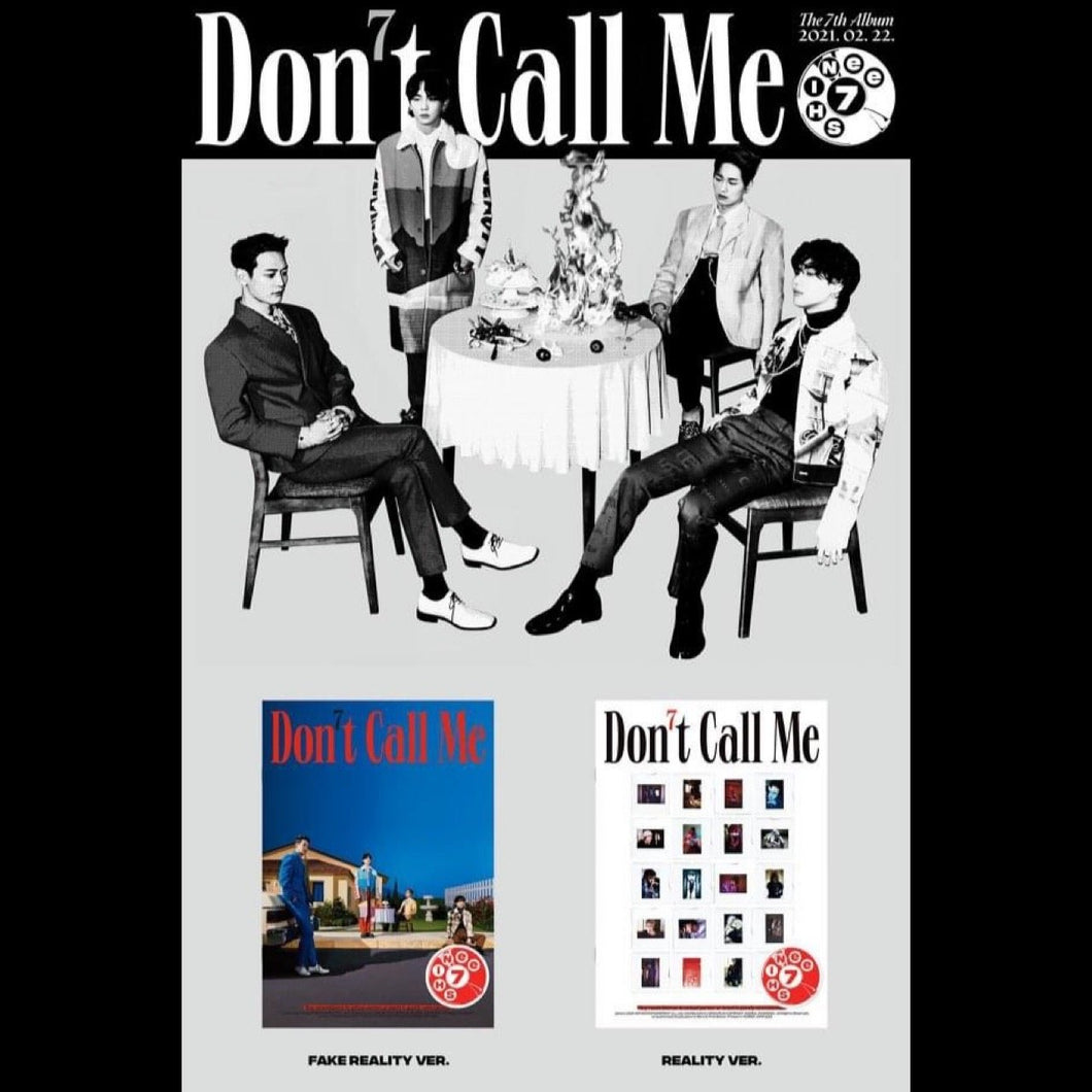 SHINee - Don't Call Me (Photobook ver.)