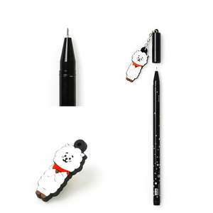 [BT21] Official Mascot Gel Pen 0.5mm