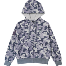 Load image into Gallery viewer, [BT21] Zip Up Camouflage Jacket
