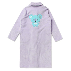 [BT21] Winter Flannel Night Dress (Free Shipping)