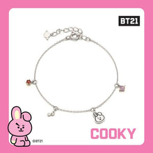 Load image into Gallery viewer, [BT21] OST Silver 925 Bracelet