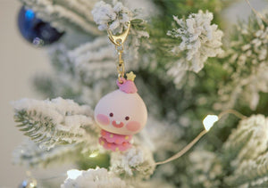[KAKAO FRIENDS] Christmas Tree Figure Keyring