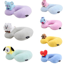Load image into Gallery viewer, BT21 Official Soft Neck Pillow