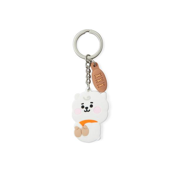 BT21 Official Baby Silicone Keyring