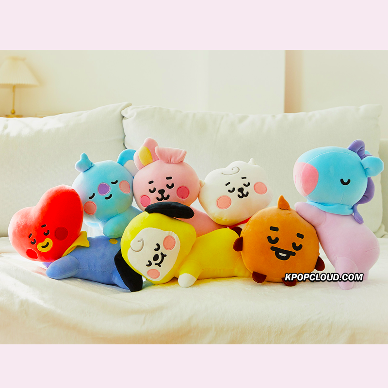 BT21 Official Baby Mini Pillow Cushion