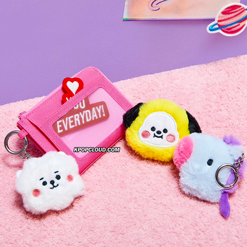 BT21 Official Baby Face Keyring
