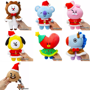 BT21 Official 2019 Winter Season Plush Doll
