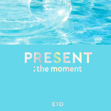 Load image into Gallery viewer, EXO - PRESENT ; the moment