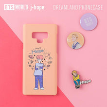 Load image into Gallery viewer, BTS WORLD Official Phone Case Dream Land Ver. (iPhone and Samsung)