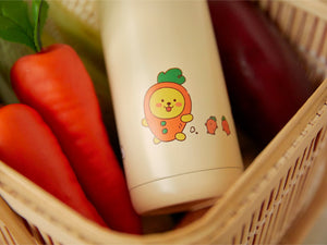 KAKAO FRIENDS - Official Harvest Stainless Steel Bottle