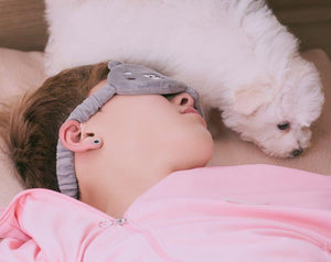 MONSTA X Official TWOTUCKGOM Sleep Mask