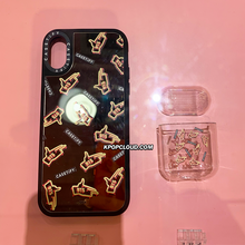 Load image into Gallery viewer, BTS x CASETIFY ''Boy With Luv'' iPhone/Airpods Case