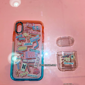 BTS x CASETIFY ''Boy With Luv'' iPhone/Airpods Case