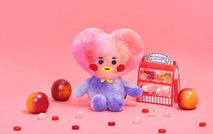 BT21 Official Baby Cotton Candy Standing Doll