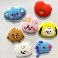 Load image into Gallery viewer, BT21 Official Silicon Magnet Baby Ver 7SET