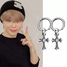 Load image into Gallery viewer, BTS Jimin Style ''Dynamite'' Earrings