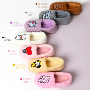 BT21 Official Padded Winter Boots