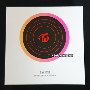 TWICE Official CANDYBONG Z Wireless Charger