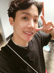 [BTS] 1pcs J-Hope Star Earring