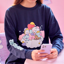 Load image into Gallery viewer, BT21 Official Dream of Baby Winter Pajama Set (2 Types)