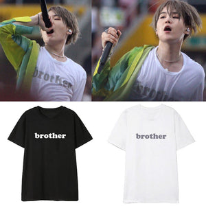 BTS Suga ''Brother'' Shirt