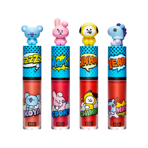 [BT21] VT Cosmetics ART IN LIP TINT