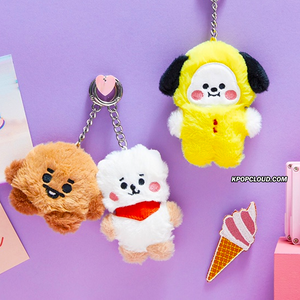 BT21 Official Baby Standing Keyring