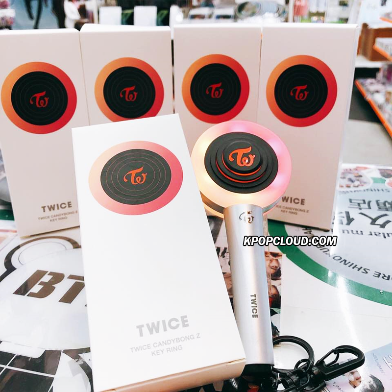 TWICE Official CANDYBONG Z Keyring