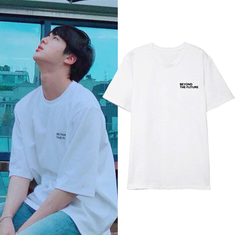 BTS Jin ''Beyond The Future'' Shirt