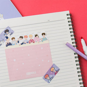 BTS WORLD Official Stationery