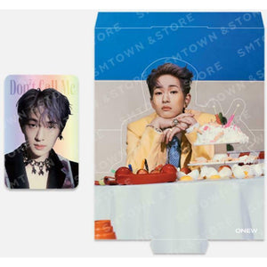 SHINee Official Hologram Photocard Set