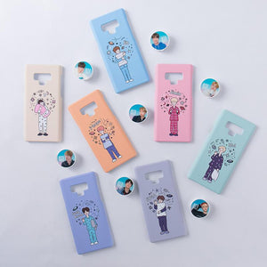 BTS WORLD Official Phone Case Dream Land Ver. (iPhone and Samsung)