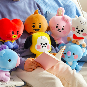 BT21 Official Sitting Doll 12cm & 20cm Baby Version